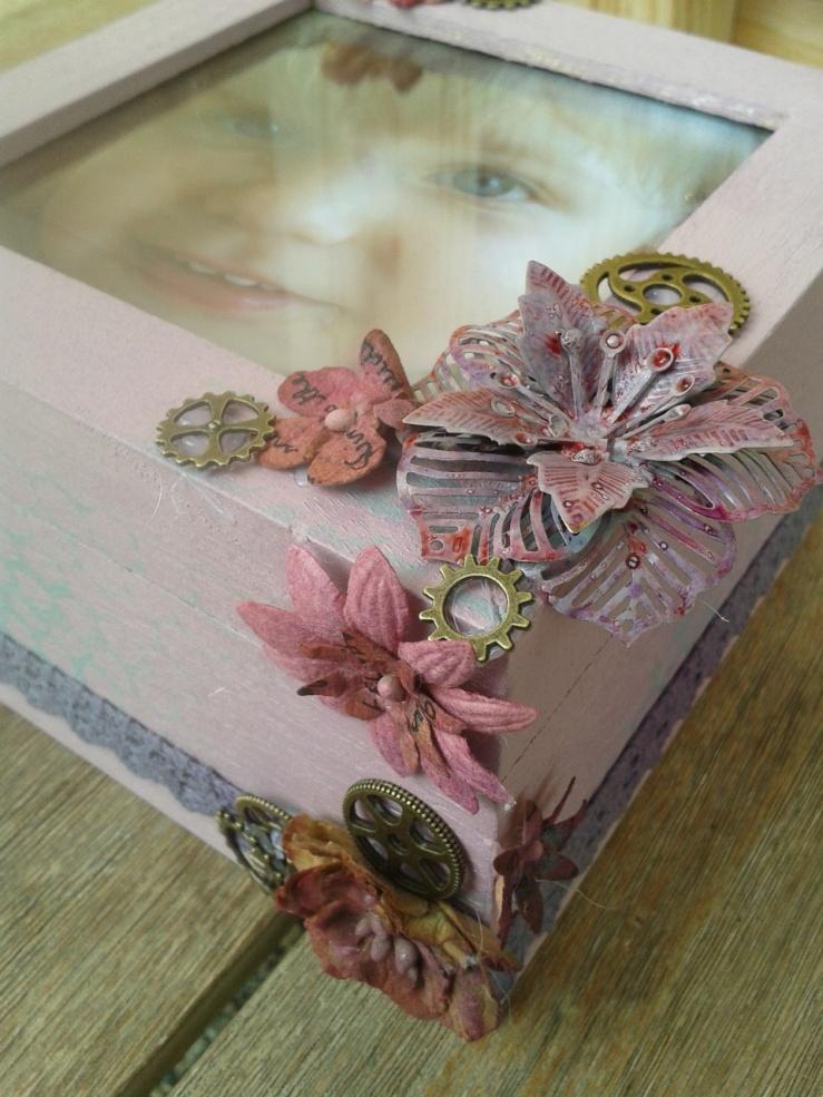 boite décorée